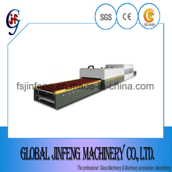 Jfg 2436 Flat Type Glass Tempering Machine Furnace for Tempered Glass Making pictures & photos