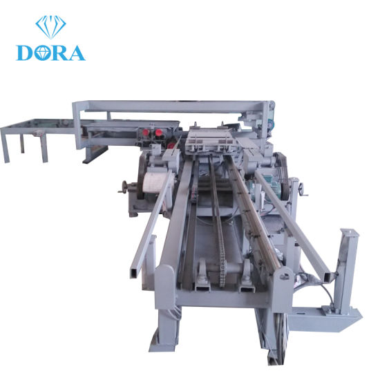 China Modern Block Trimming Diamond Wire Saw Machine - China Edge ...