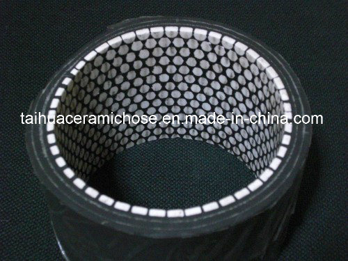 Long Service Life EPDM Hose Lined Ceramic Segment pictures & photos