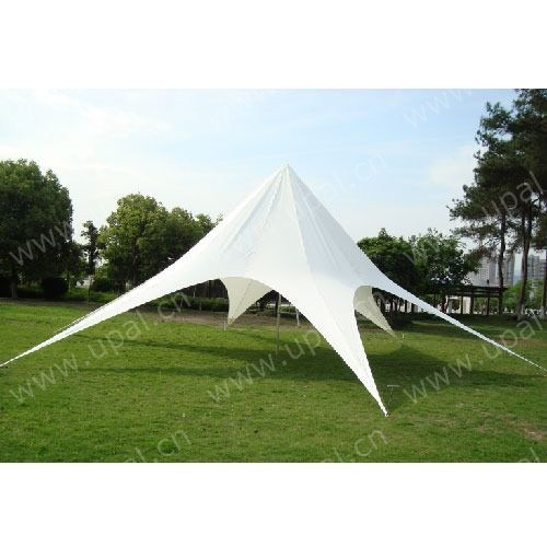 Outdoor Single Pole Top Star Shade Wedding Tents pictures & photos
