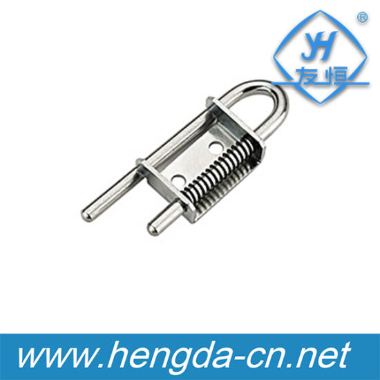 China Yh9345 Spring Loaded Toggle Latch Cabinet Door Hinge China