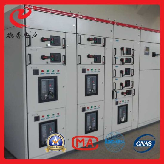 gcs power distribution marine switchboard panel / low voltage switchgear  panel