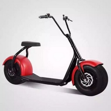 1000W Powerful Electric Scooter with Hydraulic Suspension Fork and Disc Brake pictures & photos