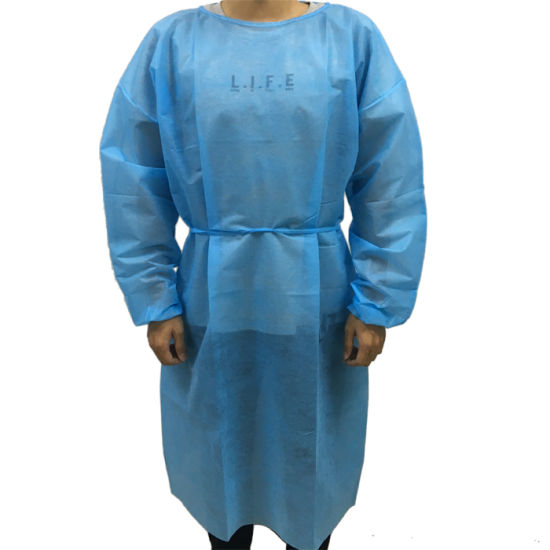 Protective Clothing/Isolation Gown/Disposable Gown