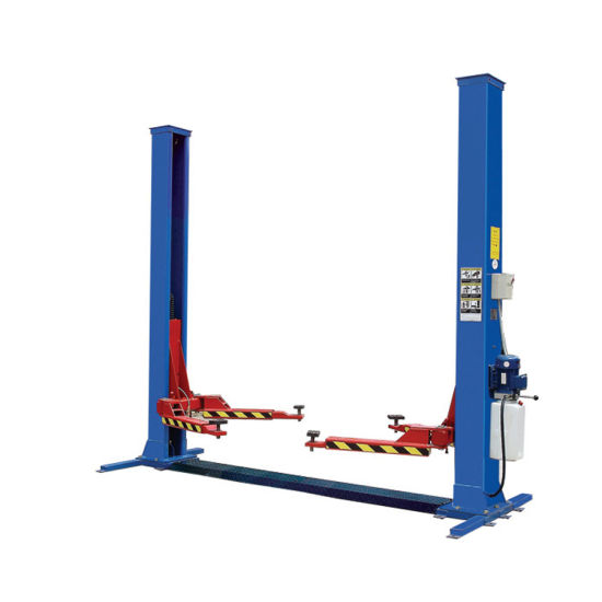 OEM Repair Shop 4ton Portable Hydraulic 2 Post Car Lift with Ce