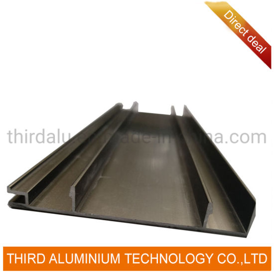 High Quality Customized Manufacture Aluminum Kitchen Cabinet Profiles
