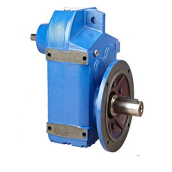 FF37-157 High Quality Helical Gearbox with Output Flange