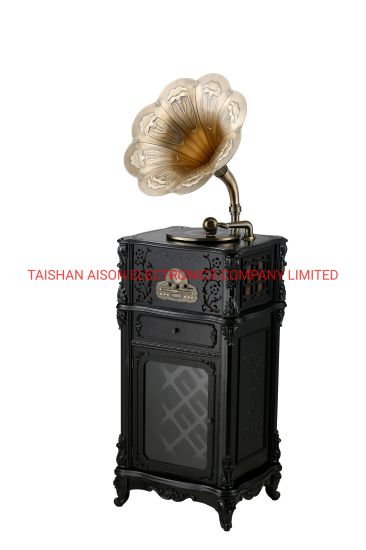Wine Cooler Gramophone Luxury Music Player pictures & photos