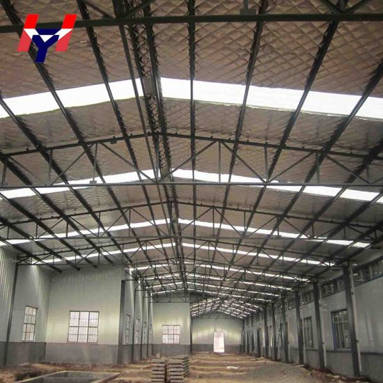 Low Cost High Quality Prefabricated Steel House Structure