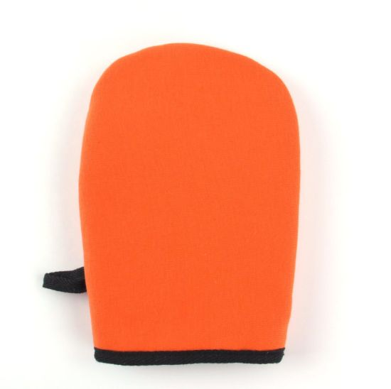 Cotton Promotional Anti-Scald Glove Microwave Heat Resistant Kitchen Oven Mitts 4 Layers