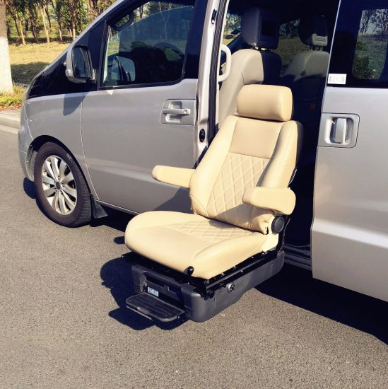 Special Electric Auto Handicap Disabled Passenger Car Seat Stable and Safety Seat for Middle Door of Buick Gl8