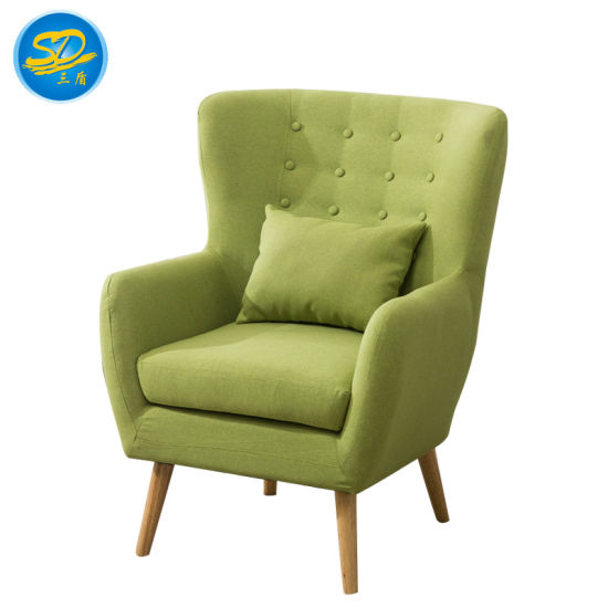 Colorful Modern Style Leisure Sofa Design for Restaurant Dining Chair