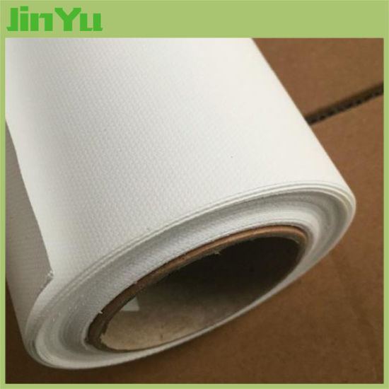 380GSM Solvent Natural Cotton Inkjet Canvas pictures & photos