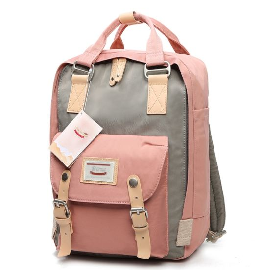 Backpack Wholesale Custom Mommy Computer Bag Travel Backpack Boys and Girls Schoolbags Female Bag