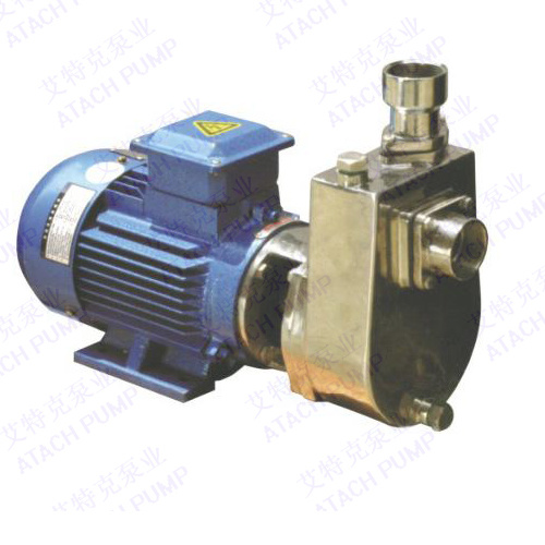 Glf25X-13 Self-Priming Stainless Steel Sewage Industrial Water Pump pictures & photos