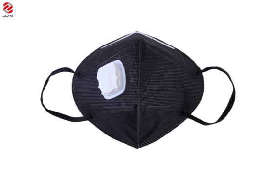 Wholesale Disposable 5 Ply Earloop Filter Bacteria Anti Smog White Black Breathable Active Carbon Face Mask