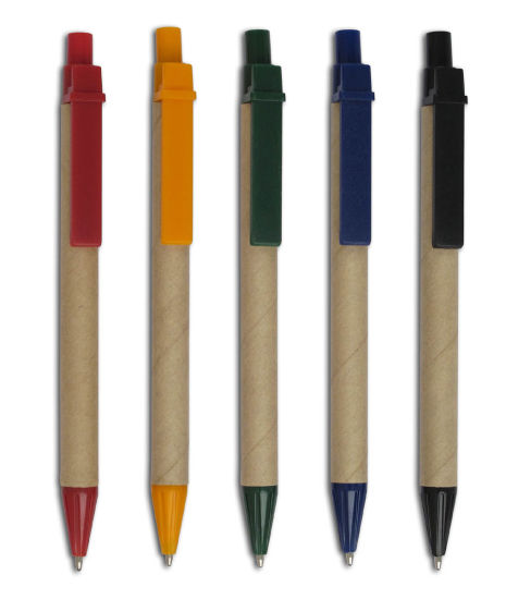 PP1795-1 Recycle Paper Ballpoint Pen with Customized Logo