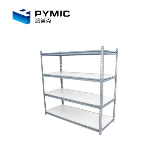 High Quality 4 Layer Light Duty Goods Storage Shelf