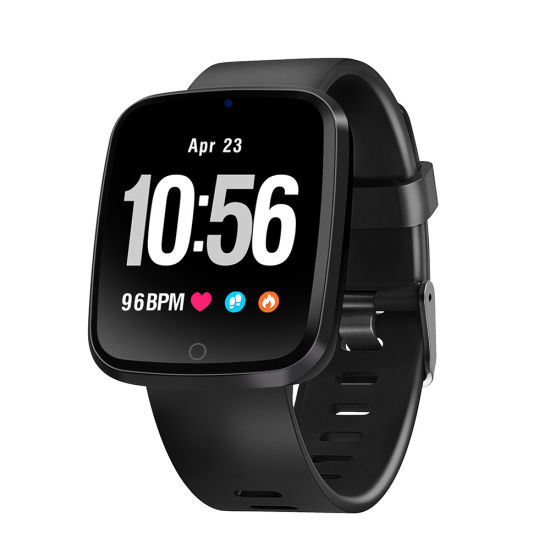 China 2019 Newest Smart Watch V6 Support Heart Rate Monitor