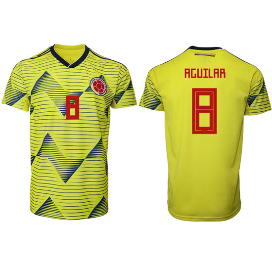 size 40 f8fe8 4ad6a James Rodrí Guez Colombia National Team Federation Jersey Soccer Jerseys