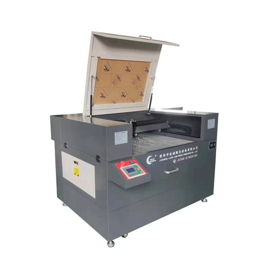 Factory Price 80W 100W 130W 150W Wood Acrylic MDF Fabrics CO2 Laser Cutting Machine Laser Cutter with High Quality