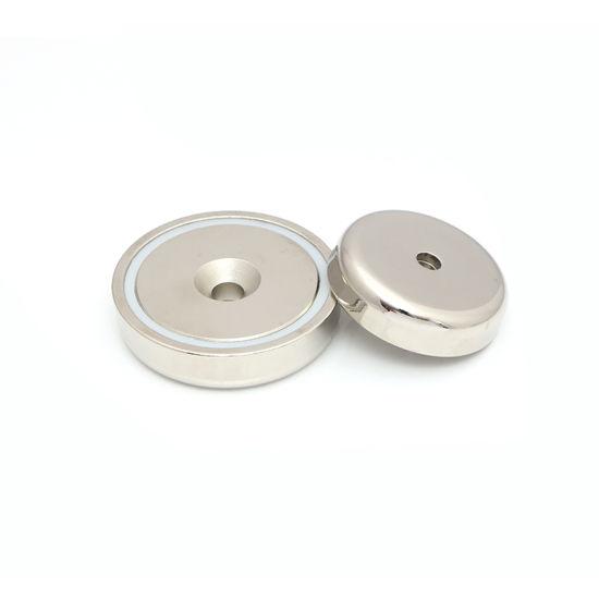 Counter Bore Neodymium Pot Magnet in Stock
