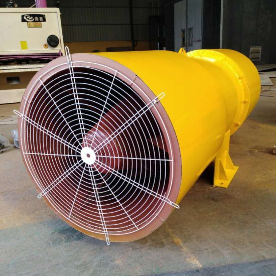 OEM Low Price High Wind Axial Flow Ventilator/Tunnel Fan/Tunnel Jet Fan