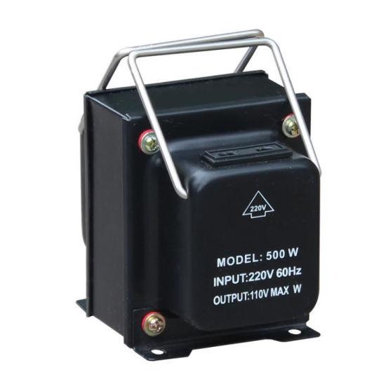 110V 220V 500va Voltage Converter Step up and Down Transformer
