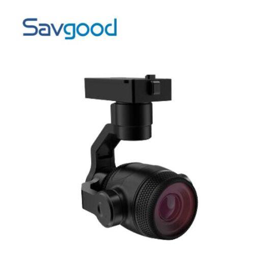 4K Mini 3.5X Optical Zoom Drone Camera with Gimbal Sg-Uav8003nl 3.85~13.4mm Lens Uav System