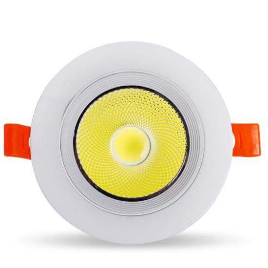 12W High Power LED Recessed Light with COB LED