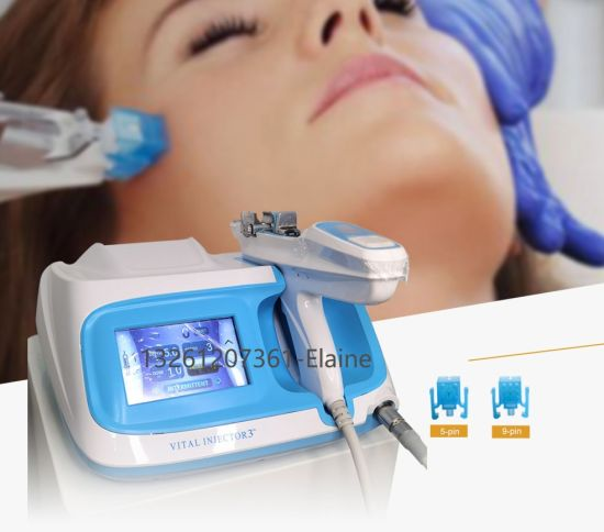 CE Approval Mesotherapy Gun Vital Inject 3 Mesogun for Wrinkle Removal Skin Lifitng Skin Moisturizing Clinic Use
