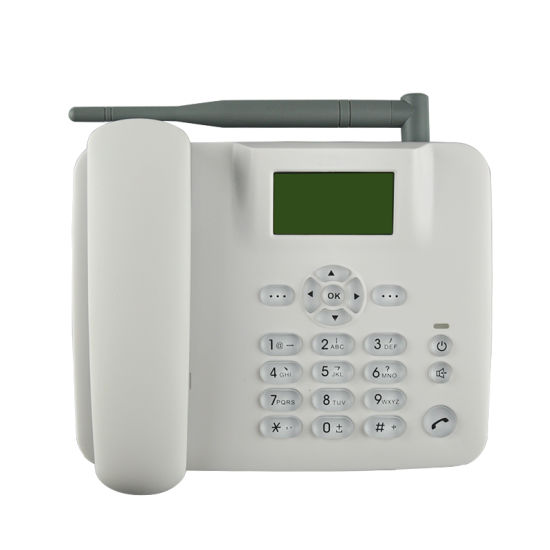 GSM Fwp / Fcp / GSM Fixed Wireless / Cordless Desktop Phone 1 SIM Card Huawei pictures & photos