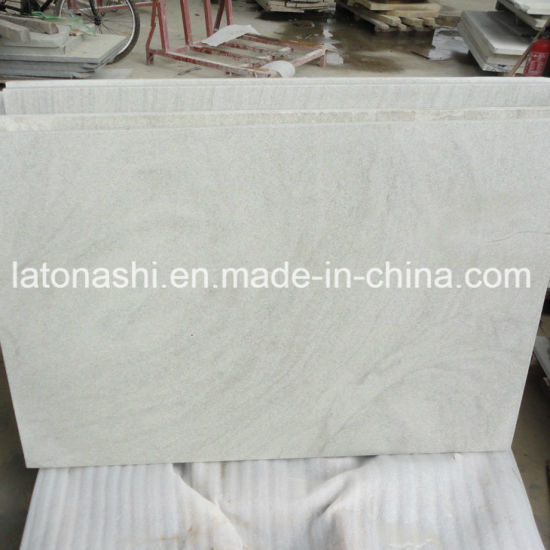 China White Sandstone For Facade Wall