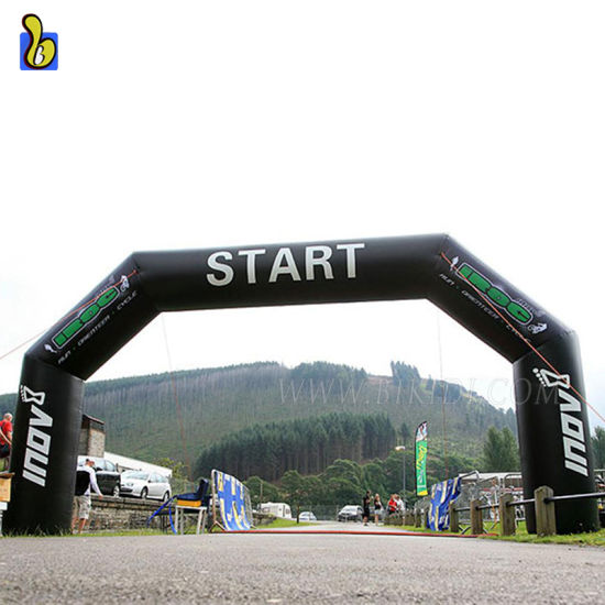 Start & Finish Inflatable Arches for Sports Games K4004