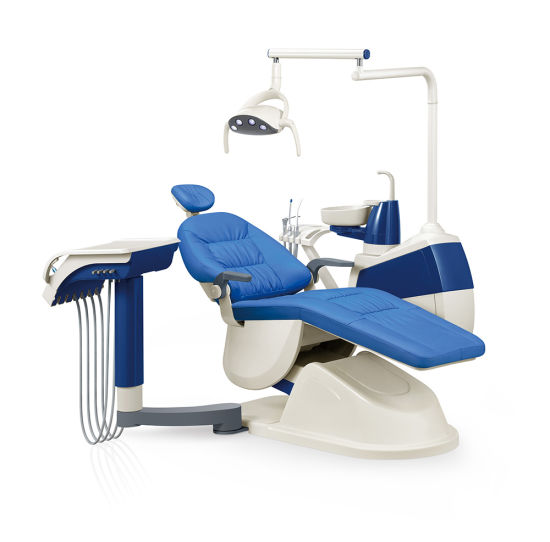FDA & Ce Approved Gladent Dental Unit Equipment with Sliding Cart (GD-S350D) pictures & photos