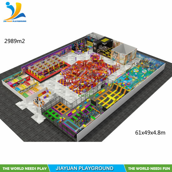 Start an Indoor Playgrounds Directly From Manufacturers, Children Soft Play Area Equipmnet Business