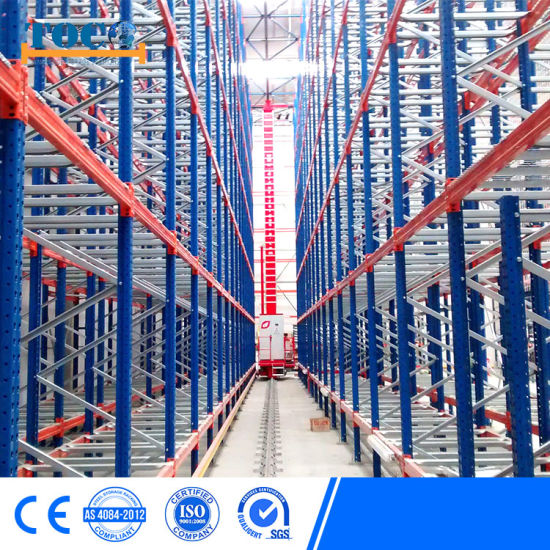 High Density Storage System Mini Load Racking Warehouse Automation