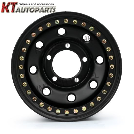 Rim Offroad Steel Wheel, Beadlock Wheel, 4X4 Soft Eight