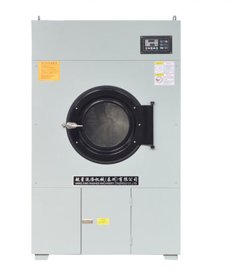 Industry Washing Tumble Clothes Dry Machine Garment 100kg Gas Clothes Dryers Price for Sale pictures & photos