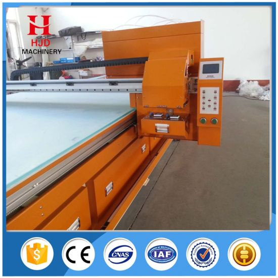 Plate Type Digital Textile Printer with Hjd-A4 pictures & photos