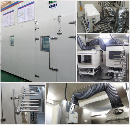 The Domestic Air Conditioner Performance Test Room