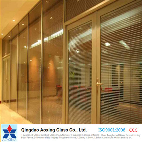 Clear/Flat Toughened/Safety Glass with Ce/Good Price pictures & photos