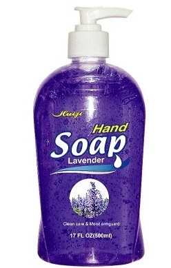 Lavender Liquid Hand Soap (500ml, 1000ml)