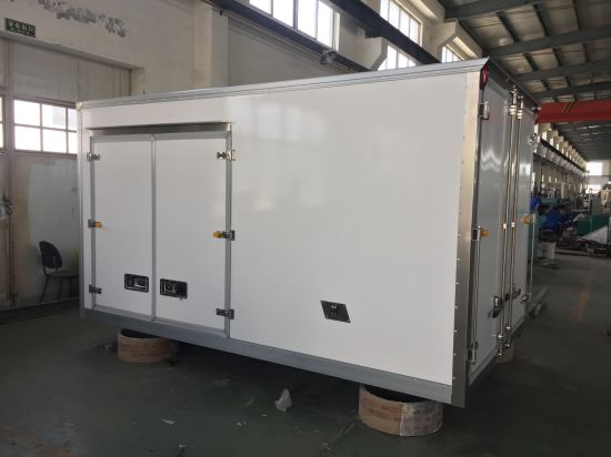 High Quality Reefer Truck Van Bodies Refrigerated Truck Body pictures & photos