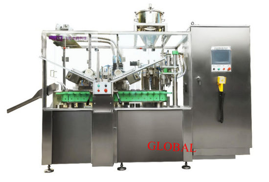 Automatichigh Speed Tube Filling and Sealing Machine for Skin Cream pictures & photos