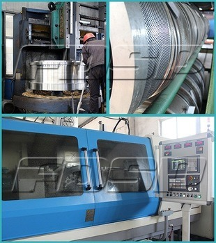 Low Power Consumption Pellet Ring Die for Mill pictures & photos