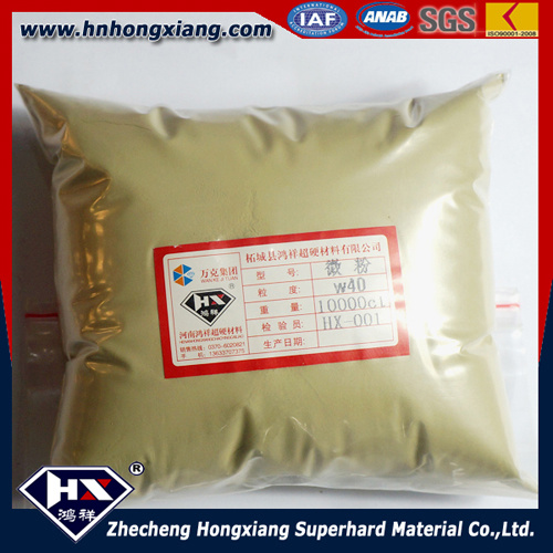 China Diamond Manufacturer Syntheitc Diamond Powder for Polishing pictures & photos