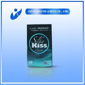 Ribbed Dotted Plain Condoms with OEM Service pictures & photos