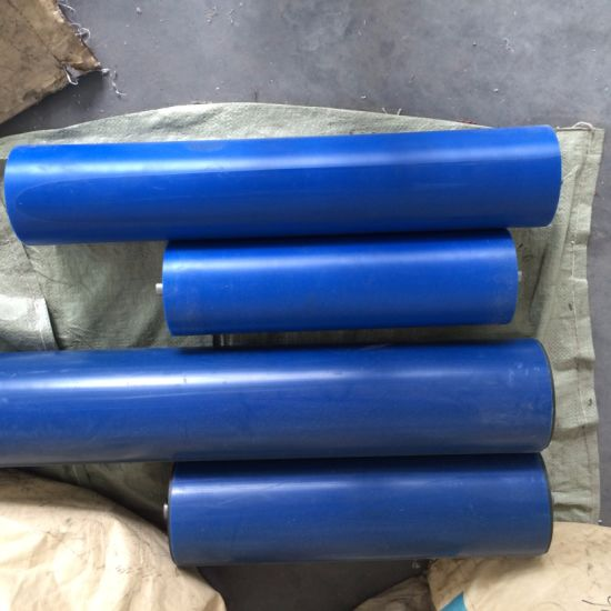Self Lubricated and Dust Free Conveyor Roller for Cement Industry pictures & photos