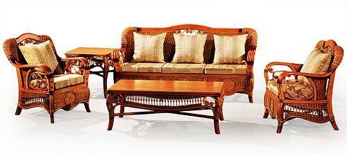Antique Furniture Sofa Sets